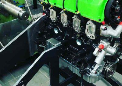 Lumières d'échappement moteur Ford Pinto VHC LORRTEC