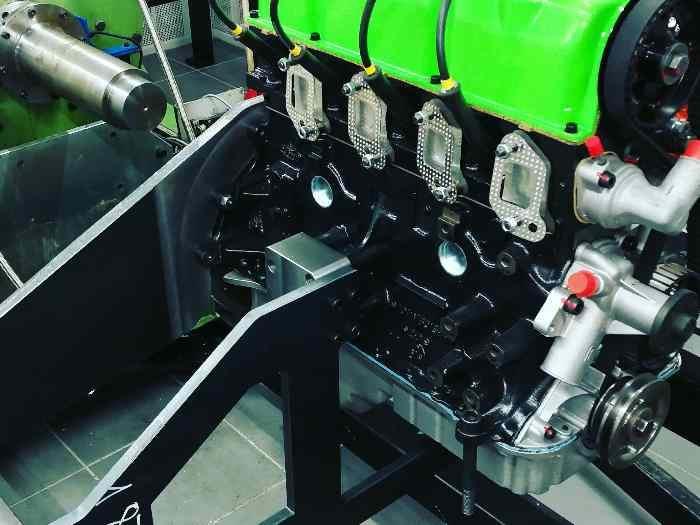 lumieres échappement moteur Ford Pinto VHC LORRTEC