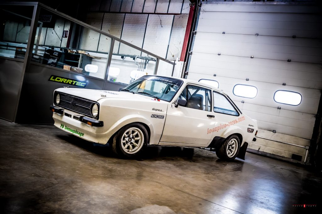 Escort RS2000 Ford Pinto VHC LRRTEC