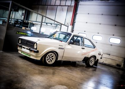 Escort RS2000 MK2 Ford Pinto VHC