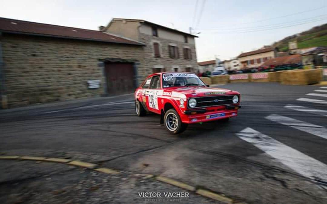 Pierre-antoine-rampon-Ford-RS-2000-VHC-rallye-lyon-charbonnieres