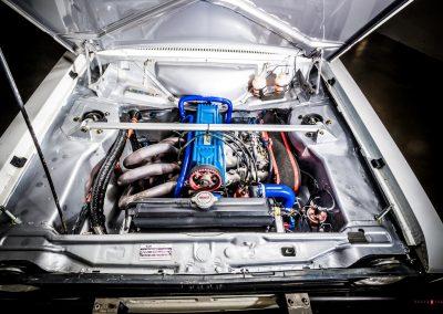 Escort RS2000 MK1 avec moteur Ford Pinto groupe 4 LORRTEC