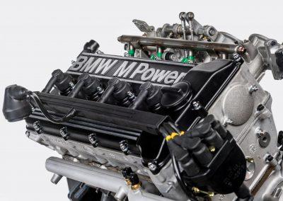 BMW S14 haut moteur
