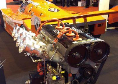 photo détail injection mécanique moteur Ford BDG