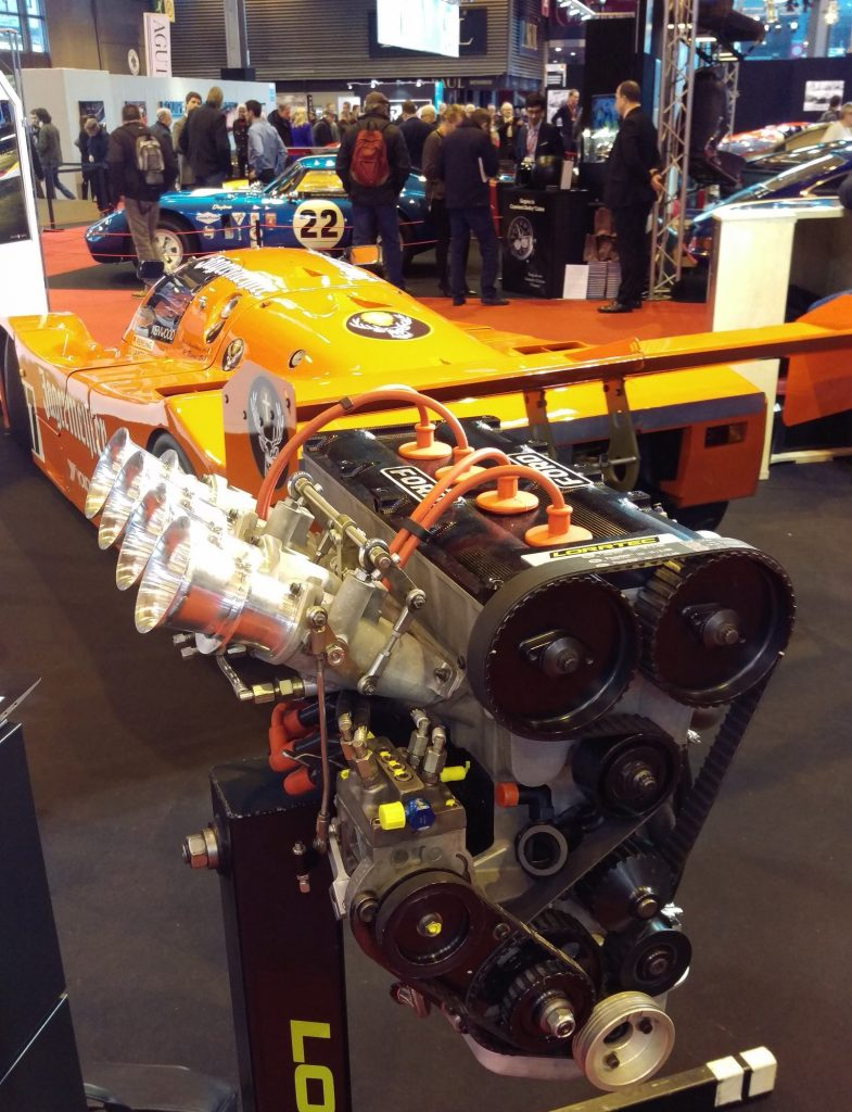 moteur Ford BDG injection