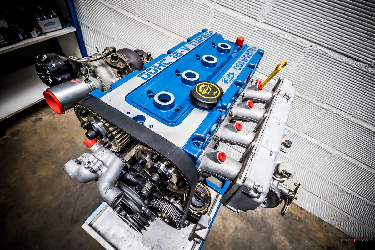 moteur Ford Escort et Sierra Cosworth YB